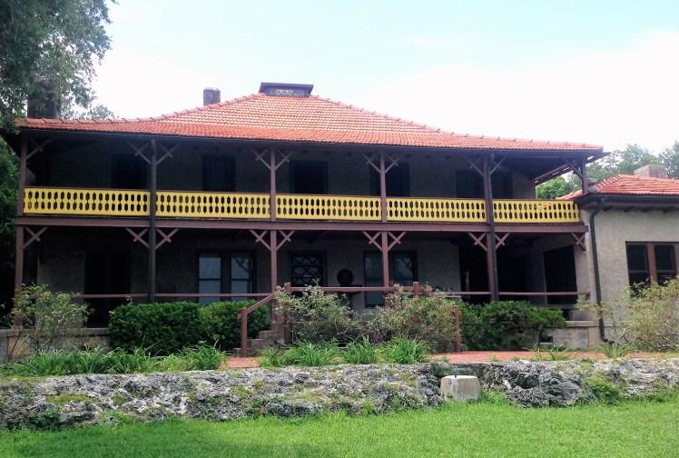 Barnacle house