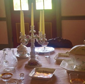 Louisiana Southern-style table setting
