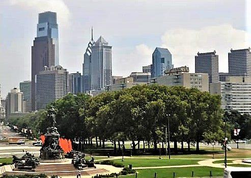 Downtown Philadelphia © Author Adventures