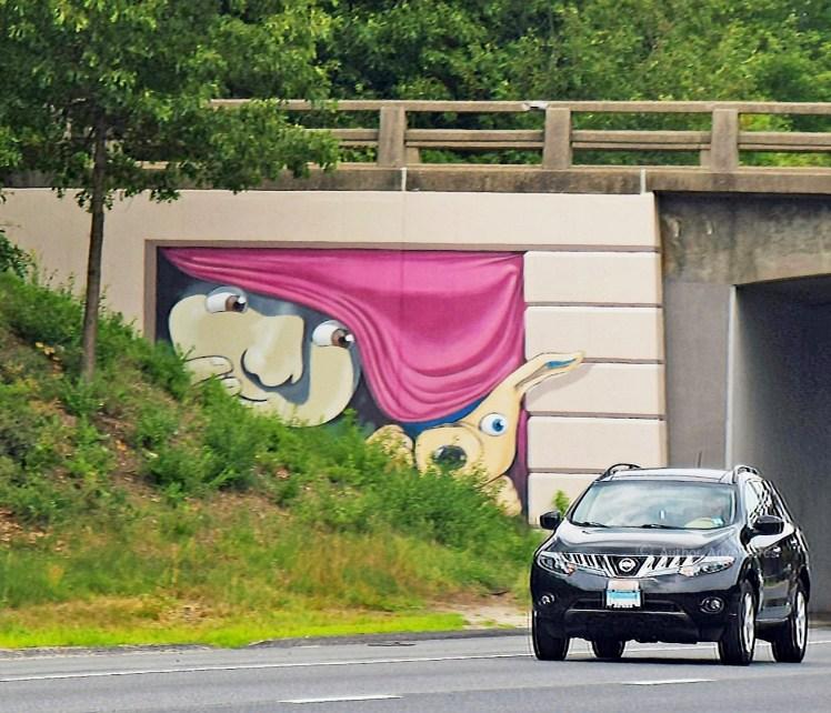 Macaulay mural