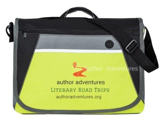 Author Adventures Bag