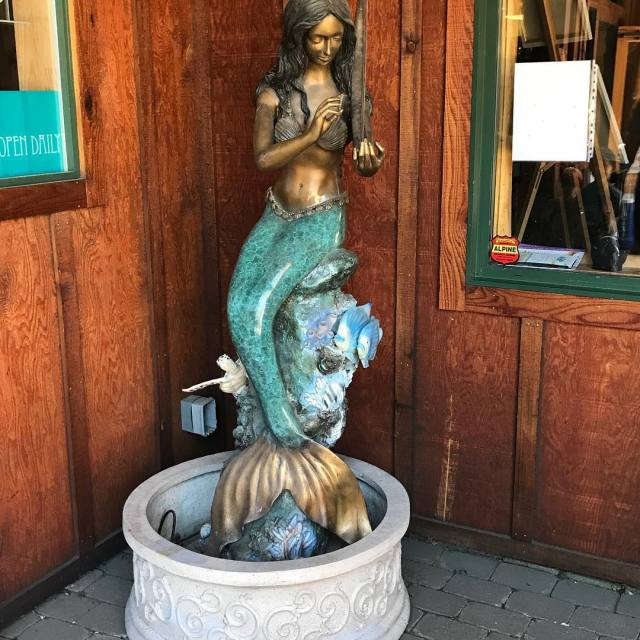 Hidden Mermaid triton laketahoe