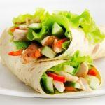 Chicken Sandwich 123RF