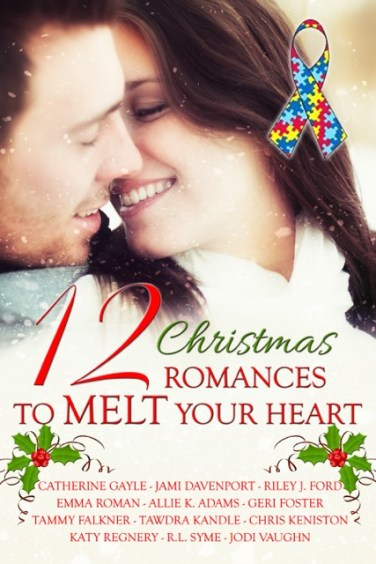 12ChristmasRomancesCollection