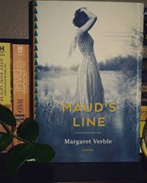 AWRW Book Review: Maud's Line by Margaret Verble @HMHBooks #CherokeeNation #BookReview #HistoricalFiction #WomensFiction