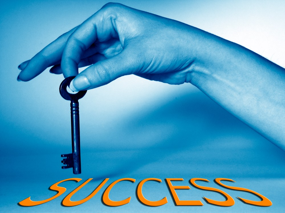 The True Key to Success and Happiness Part 2  (1/2)