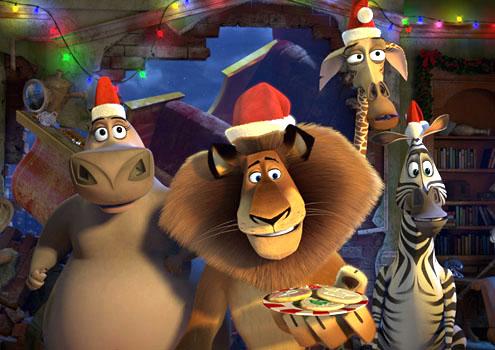 Merry Madagascar - Movie Review