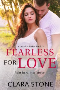 Fearless For Love ebook Cover