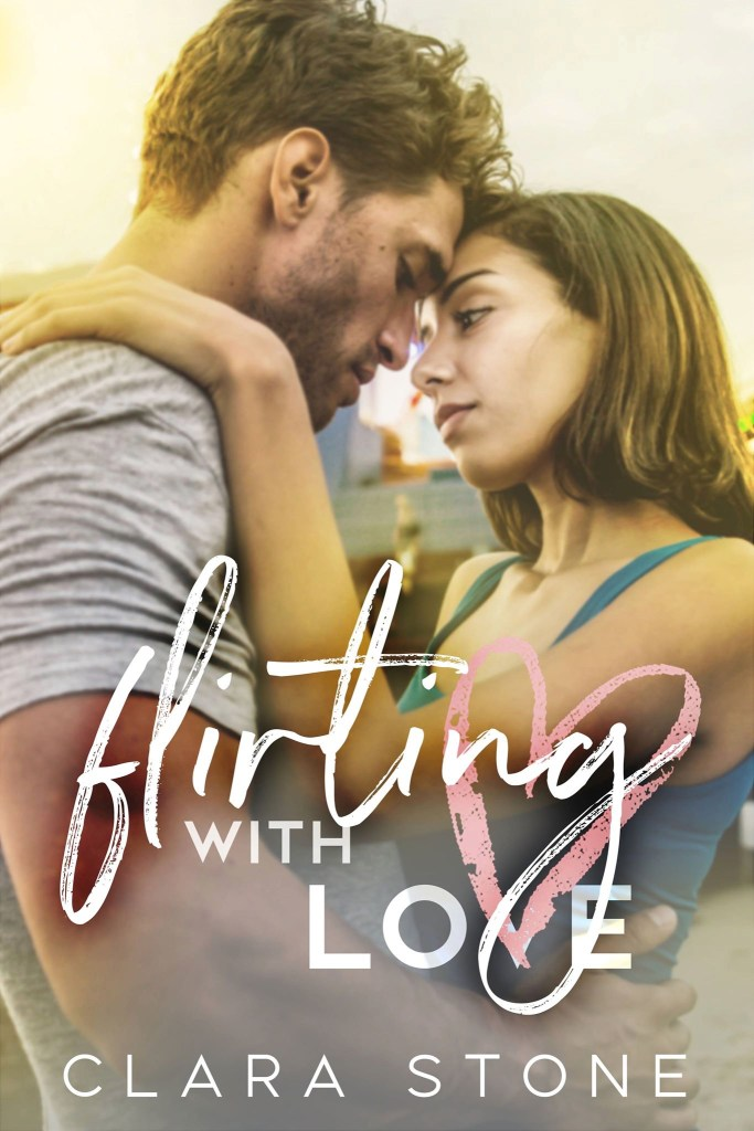 Flirting With Love ebook Cover