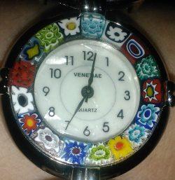 My new millefiori watch