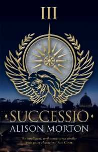 Cover of Successio by Alison Morton