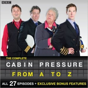 Cover of Cabin Pressure box set