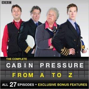 Cover of Cabin Pressure box set