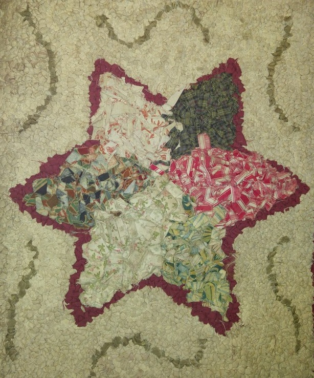 Photo of rag rug