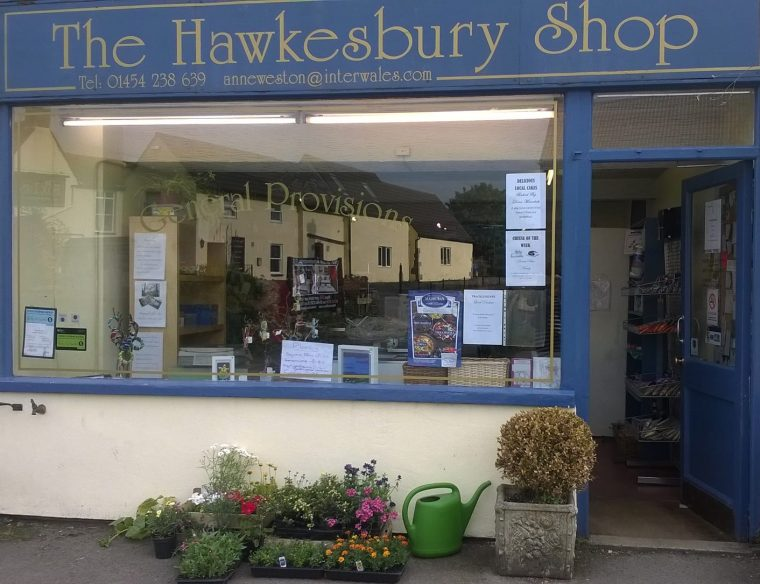 Front of the Hawkesbury village shop