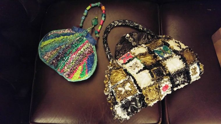 Photo of two bags