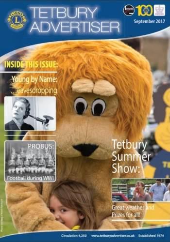 Cover of September issue