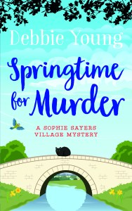 cover of Springtime for Murder