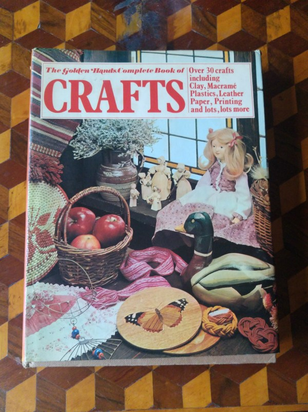 cover image of craft book
