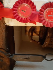 photo of rosettes