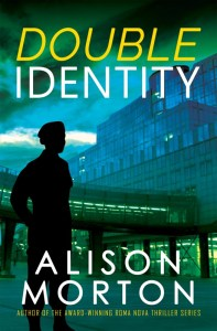 cover of Double Identity by Alison Morton