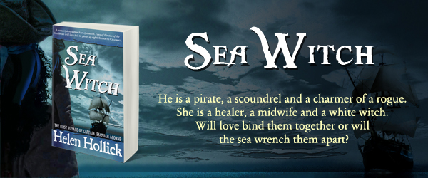 sea witch banner ad