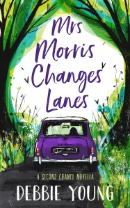 cover of Mrs Morris Changes Lanes
