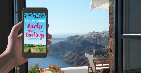 photo of Murder Your Darlings in a Greek island hotel