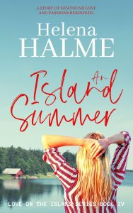 cover of The Island Summer by Helena Halme