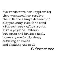kryptonite words