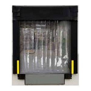 Strip Door Curtains  Industrial Doors  Authority Dock  Door