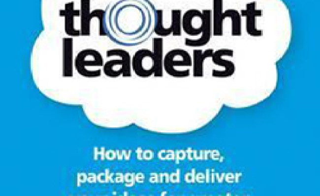 5 Essential Books On Thought Leadership Marketing