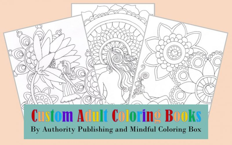 custom coloring book publishers - Coloring Book Publishers