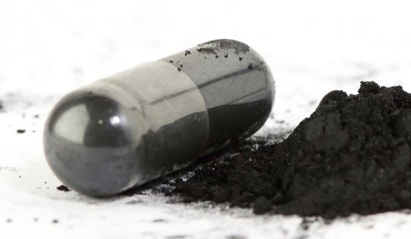 Carvão ativado - Home remédios para Celulite
