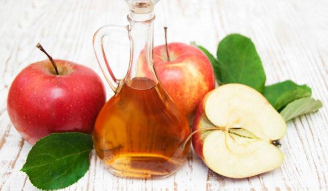 Vinagre de manzana - remedios caseros para la enfermedad del hígado graso