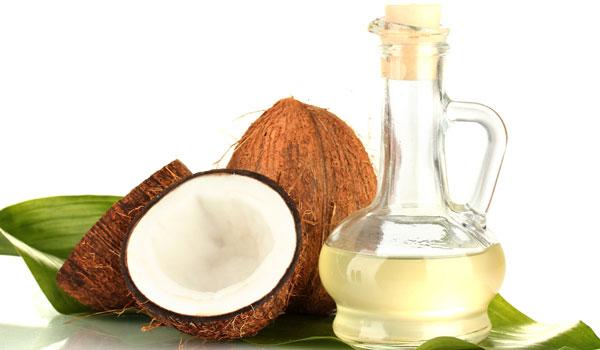 Óleo de coco - Home remédios para Celulite