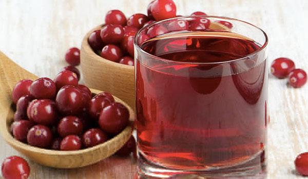 suco de cranberry - Benefícios de saúde do suco de cranberry