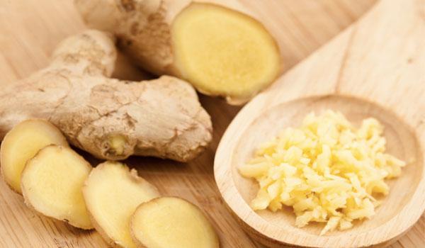 Ginger - Home remédios para a influenza (gripe)
