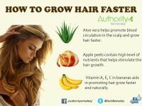 How To Make Your Hair Grow Longer Faster | Short Hairstyle ...