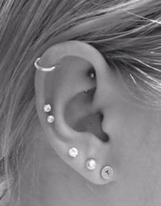 Ear piercings also different types of  the complete list rh authoritytattoo