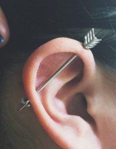 Industrial piercing pain also  how much does it hurt rh authoritytattoo