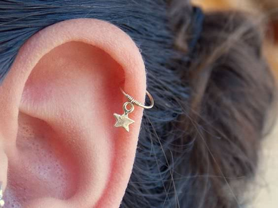 different ear piercings diagram 1999 mitsubishi mirage radio wiring types of the complete list helix piercing