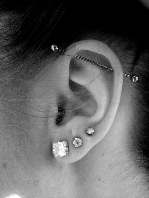 Why Do My Ears Hurt When I Wear Earrings Ear Lobe Droop
