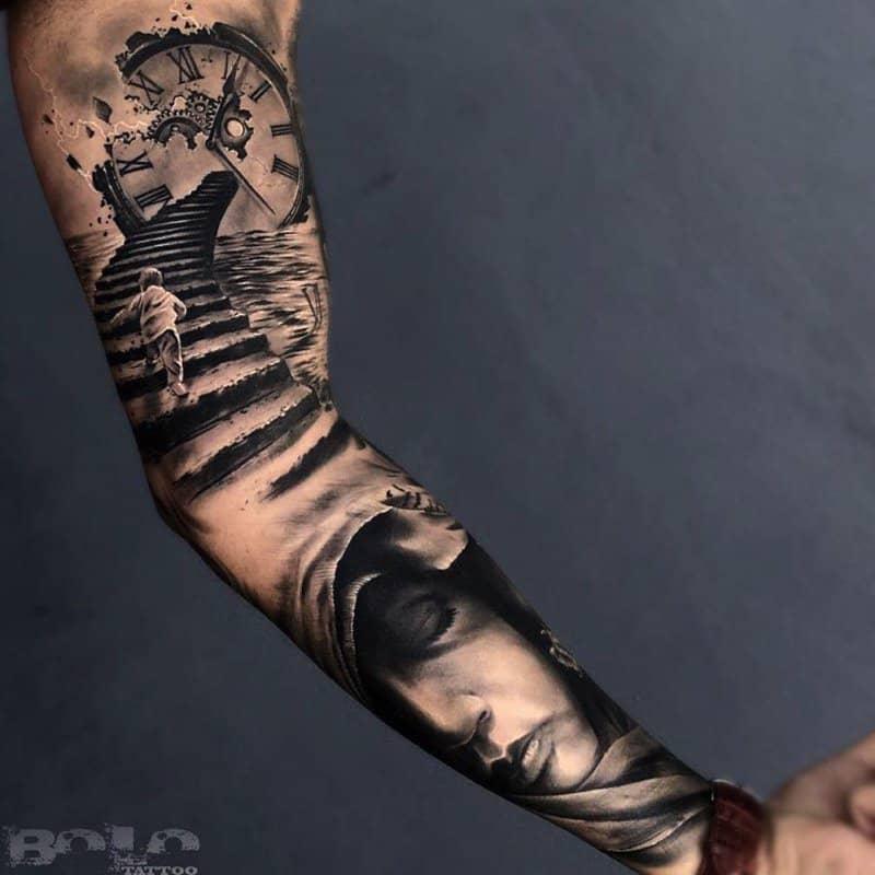 Half Sleeve Tattoo Cost In India