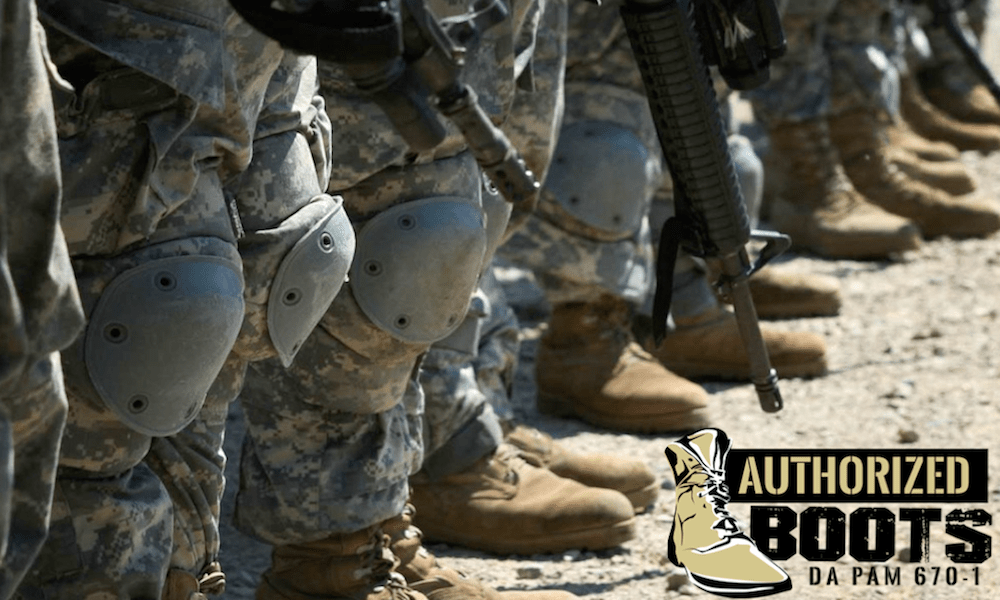The Evolution of the Modern Military Army Boot