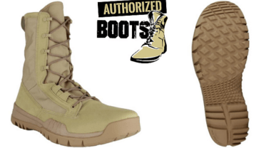 Nike SFB Field Leather Boots Authorized