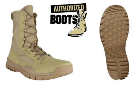 The Top 5 Most Comfortable Military Boots 2017 | Authorized Boots