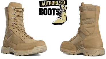 The Top 5 Most Comfortable Military Boots 2017