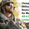 cheap military boots for men