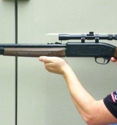 crosman 2100 classic bolt action 177 air rifle review [ 1920 x 1081 Pixel ]
